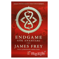 Endgame - Gök Anahtarı 2. Kitap - Thumbnail