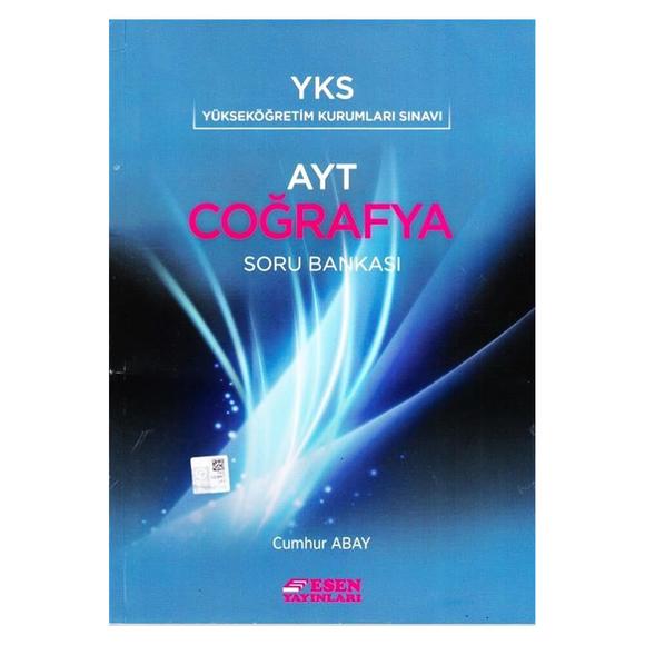 Esen YKS-AYT Coğrafya Soru Bankası