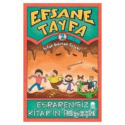 Esrarengiz Kitap'ın Peşinde - Efsane Tayfa 2 - Thumbnail