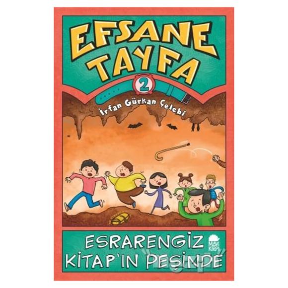 Esrarengiz Kitap'ın Peşinde - Efsane Tayfa 2