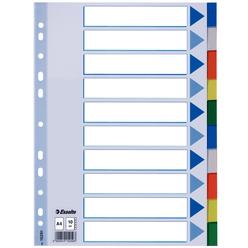 Esselte PP Renkli A4 Seperatör 152-61 - Thumbnail