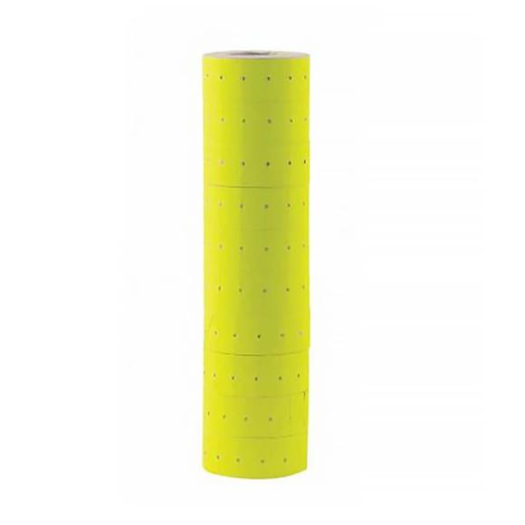 Etona Fiyat Etiketi Sarı ETN-518