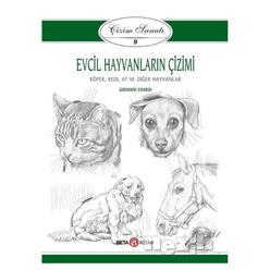 Evcil Hayvanların Çizimi - Çizim Sanatı 9 - Thumbnail