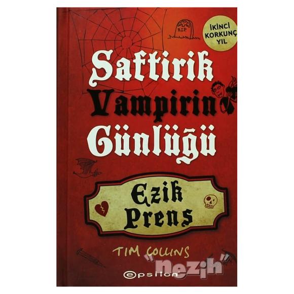 Ezik Prens - Saftirik Vampirin Günlüğü