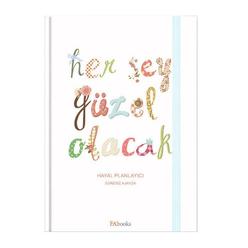 Fa Books Her Şey Güzel Olacak Hayal Planlayıcı - Thumbnail