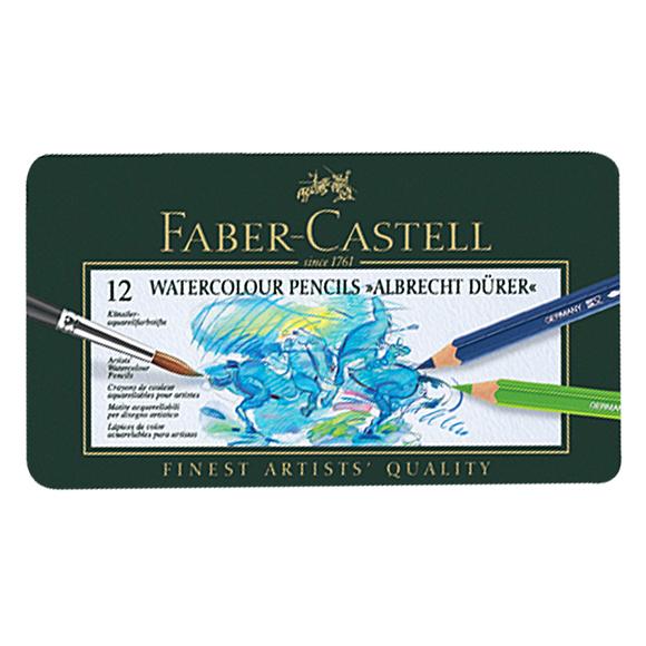 Faber Castell Albrecht Dürer Aquarell Boya Kalemi 12 Renk 117512