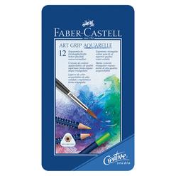 Faber Castell Creative Studio Art Grip Aquarell Boya Kalemi 12 Renk 114212 - Thumbnail