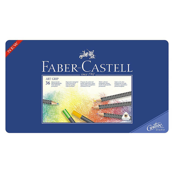 Faber Castell Creative Studio Art Grip Boya Kalemi 36 Renk 114336