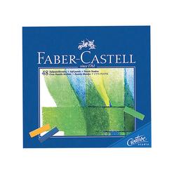 Faber Castell Creative Studio Mini Toz Pastel 48 Renk Soft 128248 - Thumbnail