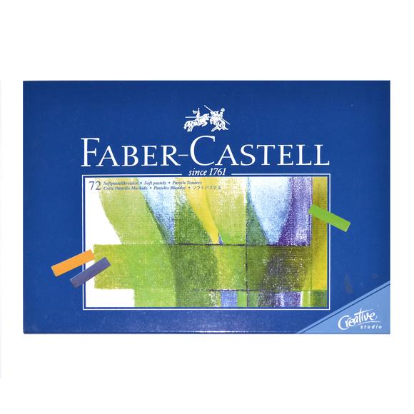 Faber Castell Creative Studio Mini Toz Pastel 72 Renk Soft 128272