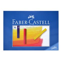 Faber Castell Creative Studio Toz Pastel Boya 36 Renk Soft 128336 - Thumbnail
