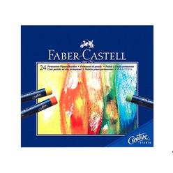 Faber Castell Creative Studio Yağlı Pastel Boya 24 Renk 127024 - Thumbnail