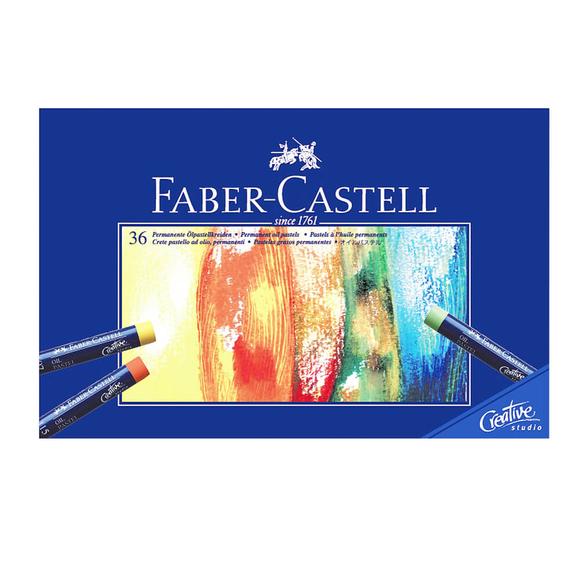 Faber Castell Creative Studio Yağlı Pastel Boya 36 Renk 127036