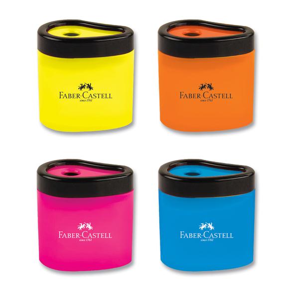 Faber Castell Damla Şekilli Kalemtıraş 440000