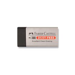 Faber Castell Dust Free Silgi Siyah 187171 - Thumbnail