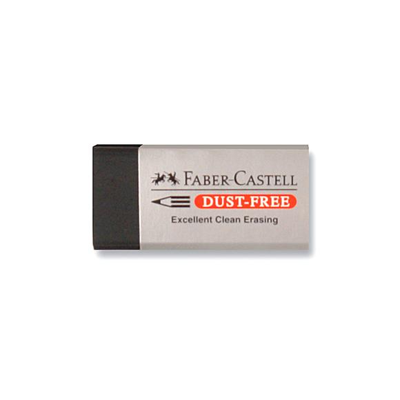 Faber Castell Dust Free Silgi Siyah 187171