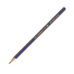 Faber Castell Goldfaber 1221 Dereceli Kurşun Kalem 6H - Thumbnail