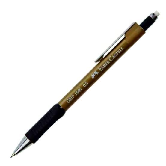 Faber Castell Grip II 1345 Versatil Kalem 0.5 mm Altın