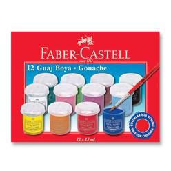 Faber Castell Guaj Boya 12 Renk - Thumbnail