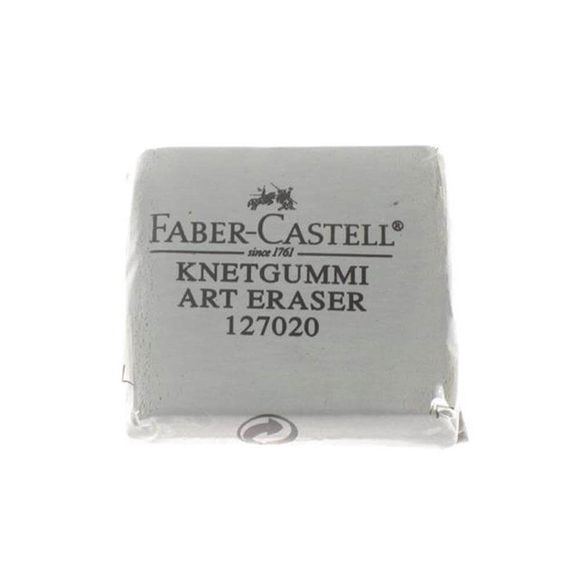 Faber Castell Hamur Silgi Gri 182018