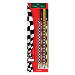 Faber Castell Kurşun Kalem Yarışçı 113035 - Thumbnail