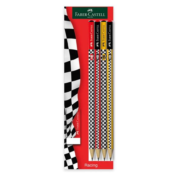 Faber Castell Kurşun Kalem Yarışçı 113035