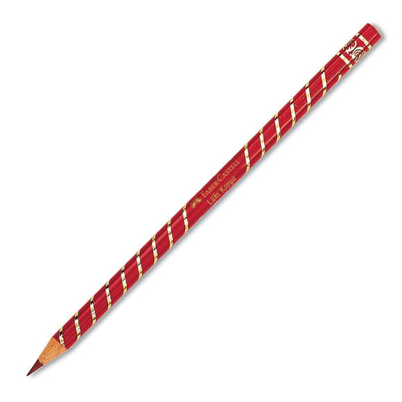 Faber Castell Lüks Kopya Boya Kalemi Kırmızı 141500