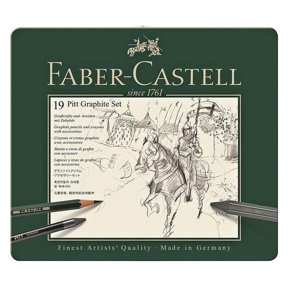 Faber Castell Pitt Grafit Seti 112973