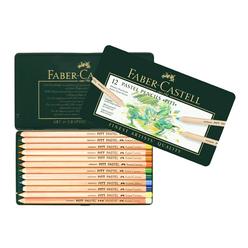 Faber Castell Pitt Pastel Boya Kalemi 12 Renk 112112 - Thumbnail