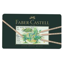 Faber Castell Pitt Pastel Boya Kalemi 60 Renk 112160 - Thumbnail
