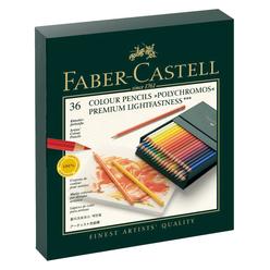 Faber Castell Polychromos Kuru Boya Kalemi 36 Renk 110038 - Thumbnail