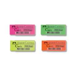 Faber Castell Silgi Plastik Kılıflı Candy 784000 - Thumbnail