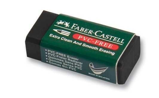 Faber Castell Silgi Siyah 7089-30