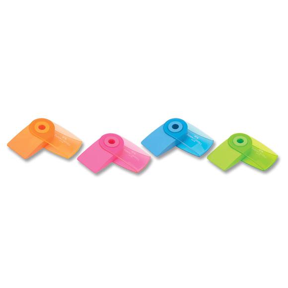 Faber Castell Silgi Sleeve Mini Neon Renk 182460