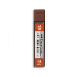 Faber Castell Super Fine Kalem Ucu 0.5 mm 2B - Thumbnail