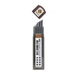 Faber Castell Süper Fine Min 0.5 mm 2B 24'lü Tüp 127820 - Thumbnail