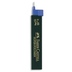 Faber Castell Süper Polymer Kalem Ucu 0.7 mm 2B - Thumbnail