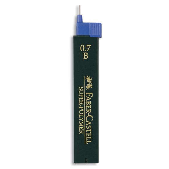 Faber Castell Süper Polymer Kalem Ucu 0.7 mm B 120701