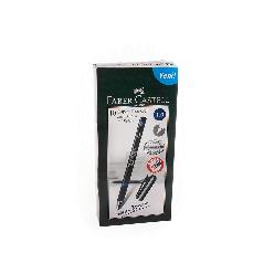 Faber-Castell Super True Gel 1.0 Mm İmza Kalemi Mavi 5020549423 10 Lu (1 Paket 10 Adet) - Thumbnail