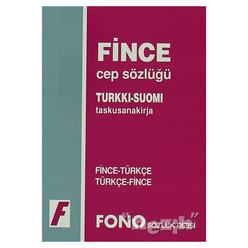 Fince / Türkçe - Türkçe / Fince Cep Sözlüğü - Thumbnail