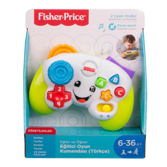 Fisher Price Eğitici Oyun Kumandası (Türkçe) FWG23