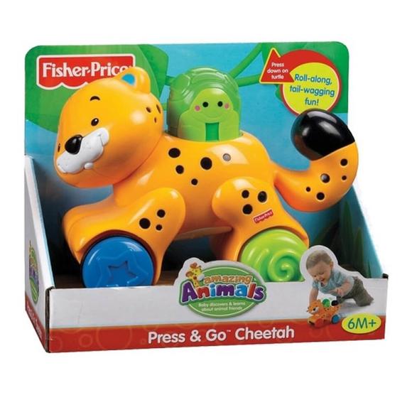 Fisher Price Press&Go Araçlar N8160