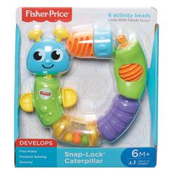 Fisher Price Renkli Tırtıl W9834 - Thumbnail