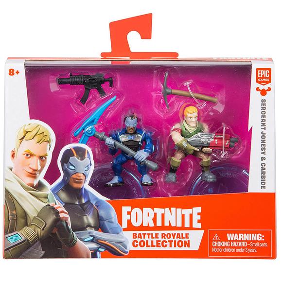 Fortnite Mini İkili Figür Seti W1 FRT13000
