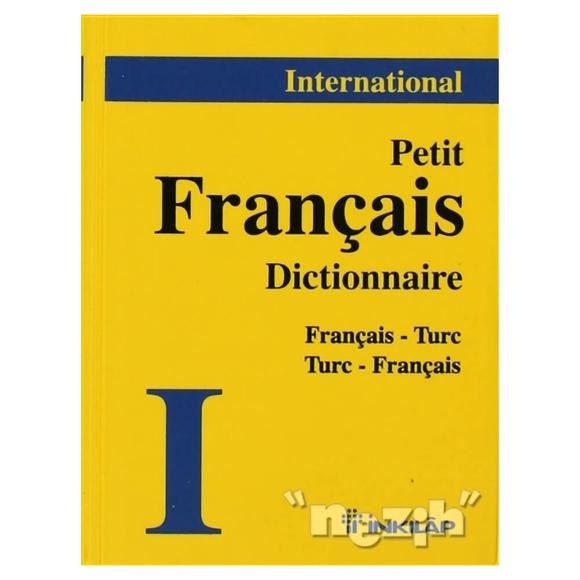 Français - Turc / Turc - Français Dictionnaire - Fransızca - Türkçe / Türkçe - Fransızca Cep Sözlüğ