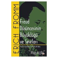 Freud Düşüncesinin Büyüklüğü ve Sınırları - Thumbnail