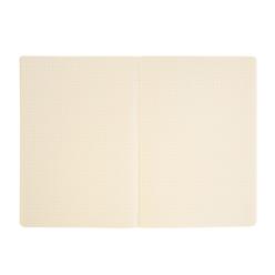 Fulique Blush Büyük Noktalı Defter 17x24cm - Thumbnail