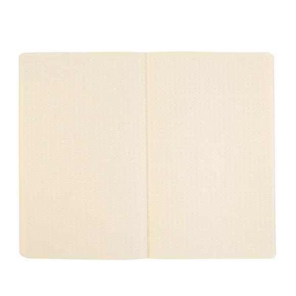 Fulique Blush Küçük Noktalı Defter 13x21cm