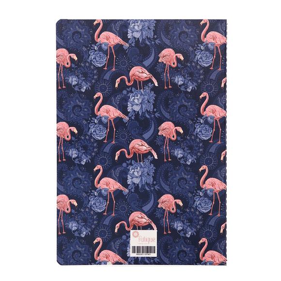 Fulique Flamingo Büyük Noktalı Defter 17x24cm