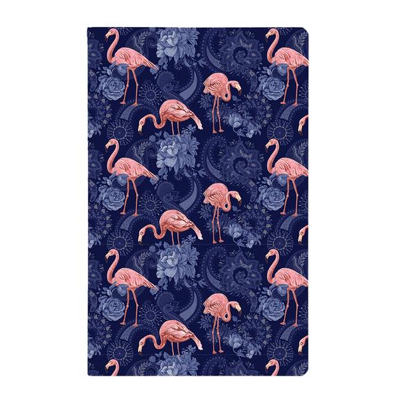 Fulique Flamingo Küçük Noktalı Defter 13x21cm